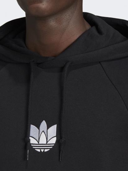 Худі Adidas ADICOLOR 3D TREFOIL GRAPHIC модель GN3555 — фото 4 - INTERTOP