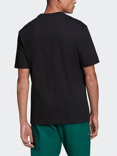 Футболка Adidas ADVENTURE MOUNTAIN LOGO модель GN2357 — фото 2 - INTERTOP