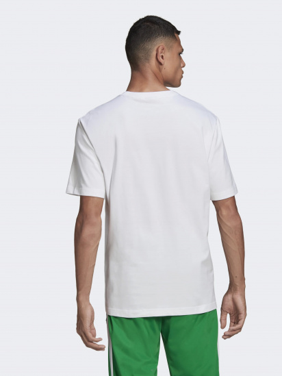 Футболка Adidas ADVENTURE MOUNTAIN LOGO модель GN2358 — фото 2 - INTERTOP