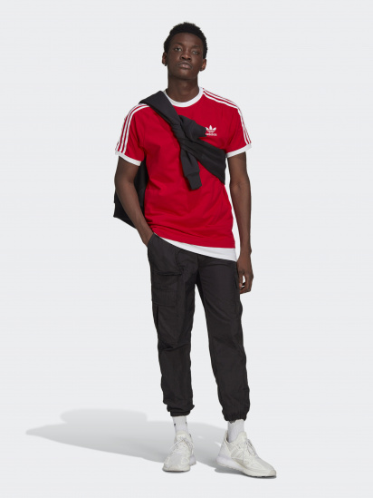 Футболка Adidas ADICOLOR CLASSICS 3-STRIPES модель GN3502 — фото 4 - INTERTOP