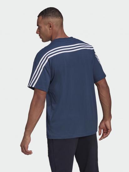 Футболка Adidas SPORTSWEAR 3-STRIPES модель GP9509 — фото 2 - INTERTOP