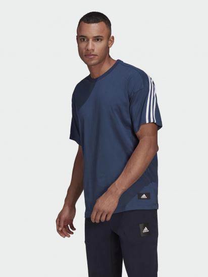 Футболка Adidas SPORTSWEAR 3-STRIPES модель GP9509 — фото 4 - INTERTOP
