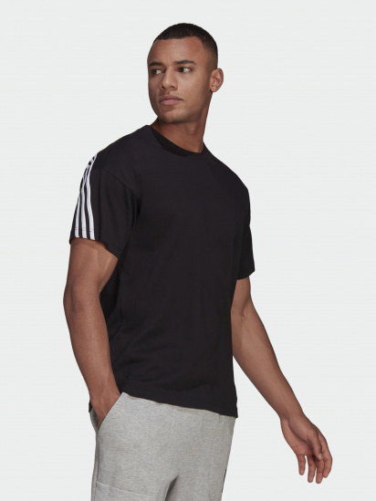 Футболка Adidas SPORTSWEAR 3-STRIPES модель GP9512 — фото - INTERTOP