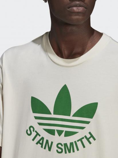 Футболка Adidas STAN SMITH модель GQ8874 — фото 4 - INTERTOP