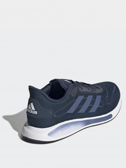 Кросівки для бігу Adidas GALAXAR RUN M модель FX6887 — фото 4 - INTERTOP