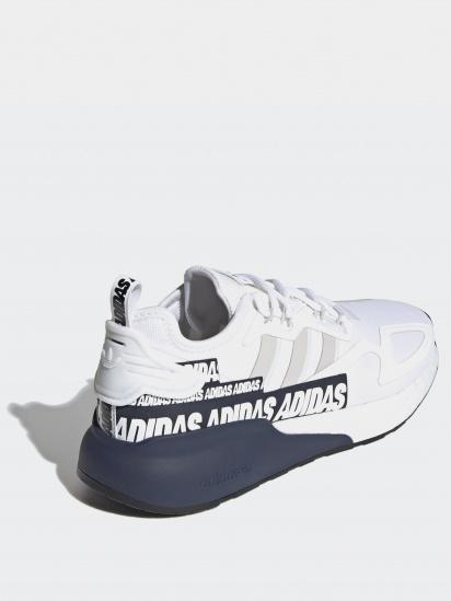 Кросівки fashion Adidas ZX 2K BOOST модель FX7036 — фото 4 - INTERTOP