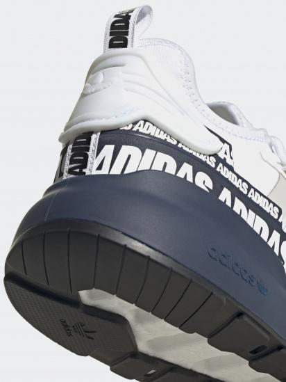 Кросівки fashion Adidas ZX 2K BOOST модель FX7036 — фото 7 - INTERTOP
