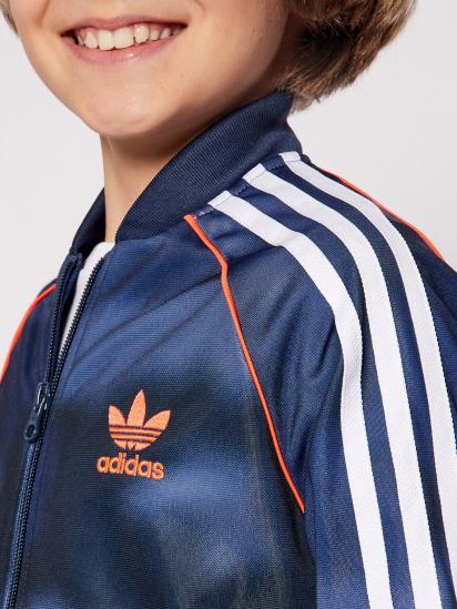 Кофта спортивна Adidas CAMO SST модель GN4128 — фото 2 - INTERTOP