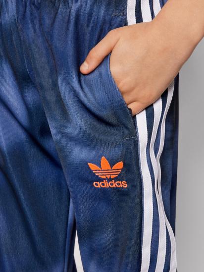Спортивні штани Adidas ALLOVER PRINT CAMO SST модель GN4129 — фото 2 - INTERTOP