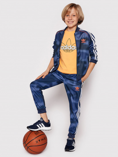 Спортивні штани Adidas ALLOVER PRINT CAMO SST модель GN4129 — фото 4 - INTERTOP