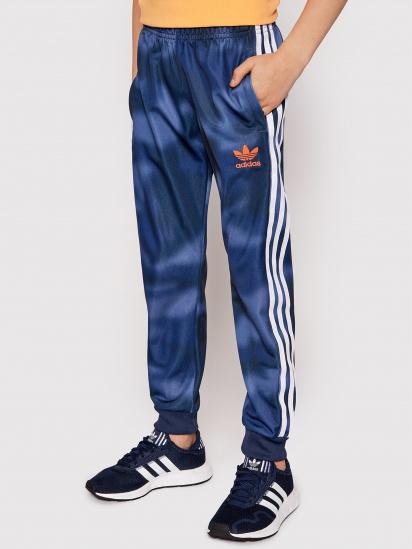 Спортивні штани Adidas ALLOVER PRINT CAMO SST модель GN4129 — фото - INTERTOP