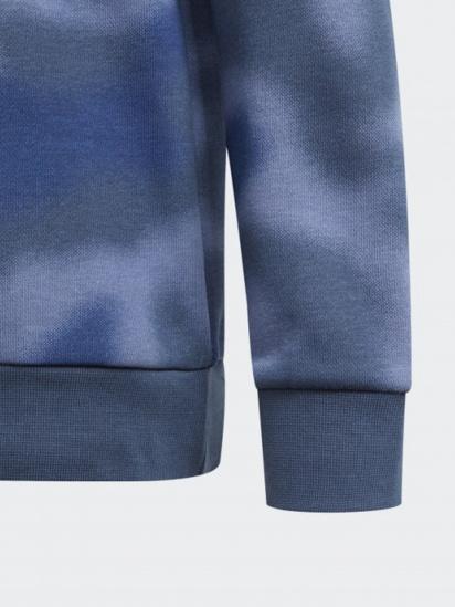 Світшот Adidas ALLOVER PRINT CAMO CREW модель GN4130 — фото 3 - INTERTOP