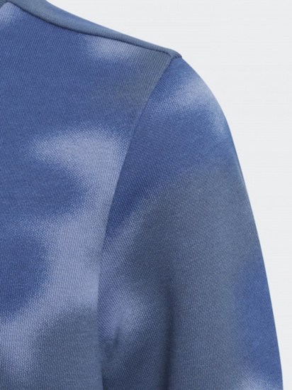 Світшот Adidas ALLOVER PRINT CAMO CREW модель GN4130 — фото 4 - INTERTOP