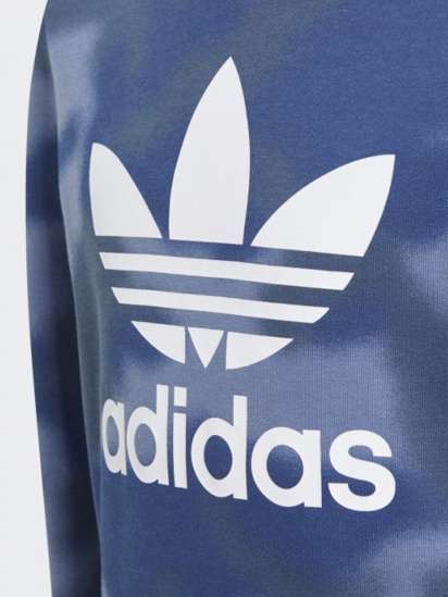 Світшот Adidas ALLOVER PRINT CAMO CREW модель GN4130 — фото 5 - INTERTOP