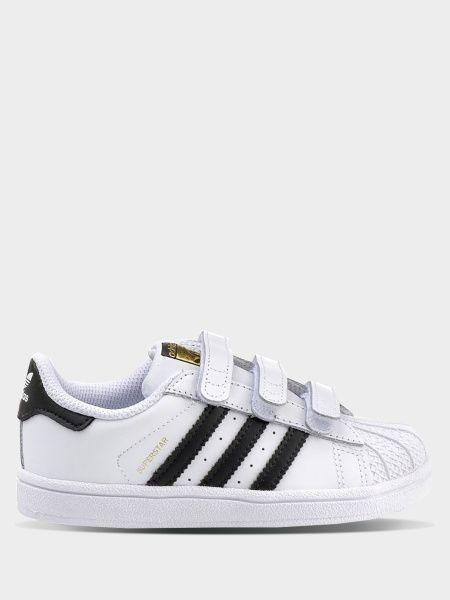 Кеды для детей Adidas SUPERSTAR CF I CP15 брендовая обувь, 2017