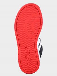 Кросівки  для дітей Adidas HOOPS MID 2.0 K B75743 ціна взуття, 2017