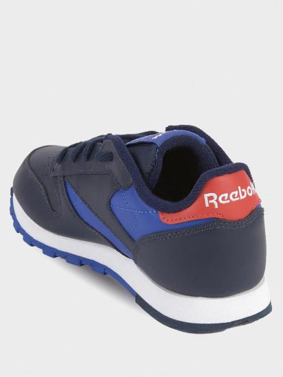 Кросівки для міста Reebok Classic Leather модель EG5746 — фото 3 - INTERTOP