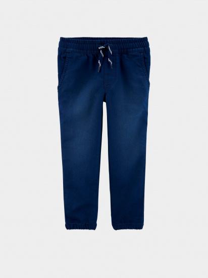 Спортивні штани Carter's модель 18459911-blue — фото - INTERTOP