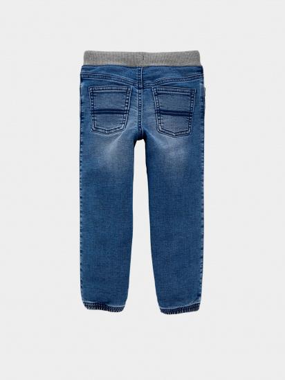 Спортивні штани Carter's модель 1H415510-blue — фото 2 - INTERTOP