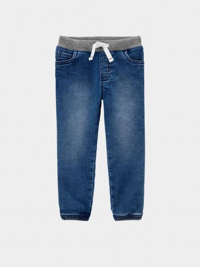 Спортивні штани Carter's модель 1H415510-blue — фото - INTERTOP