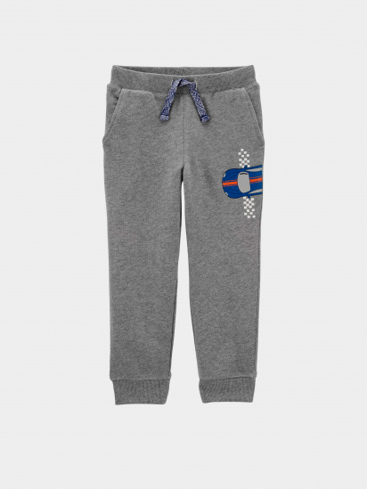 Спортивні штани Carter's модель 1H415410-gray — фото - INTERTOP
