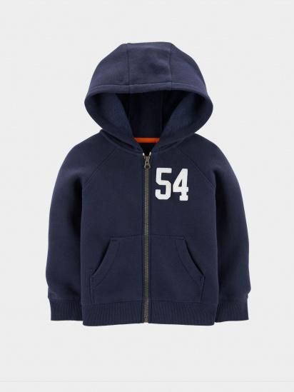Легка куртка Carter's модель 17979210-blue — фото - INTERTOP