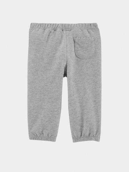 Спортивні штани Carter's модель 1H314510-gray — фото 2 - INTERTOP