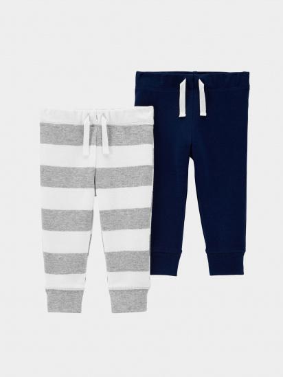 Спортивні штани Carter's модель 1H452410-blue — фото - INTERTOP