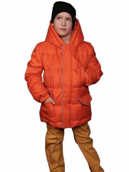 Зимова куртка NATASHINO модель DD07 — фото 5 - INTERTOP
