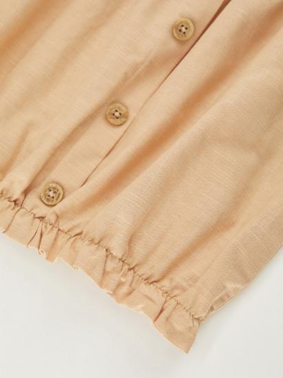 Блуза з коротким рукавом Defacto модель T4062A6-BG508 — фото 4 - INTERTOP