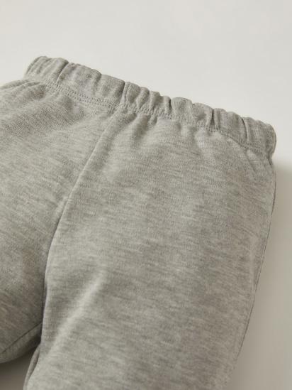 Спортивні штани Defacto модель T6605A2-GR399 — фото 3 - INTERTOP