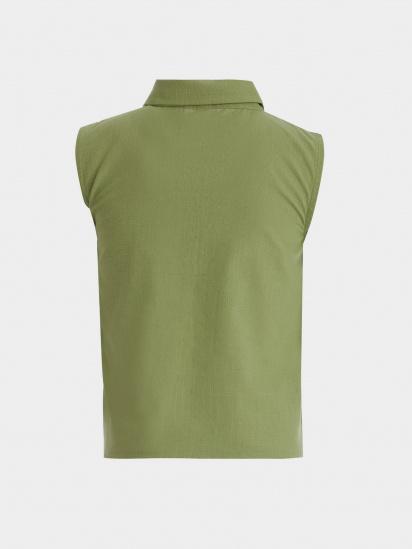 Блуза з коротким рукавом Defacto модель T4057A6-GN775 — фото 2 - INTERTOP