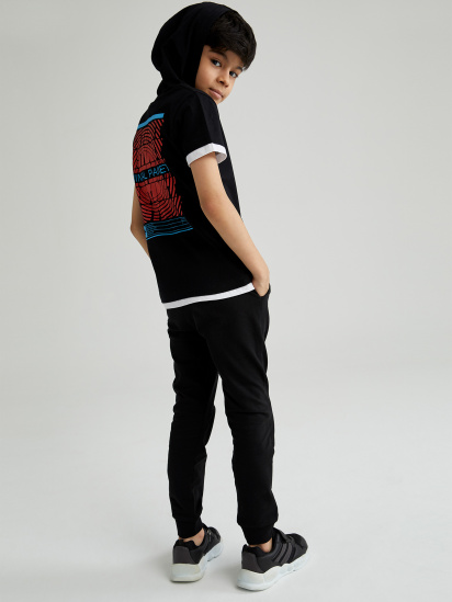 Спортивні штани Defacto модель U5806A6-BK27 — фото 3 - INTERTOP