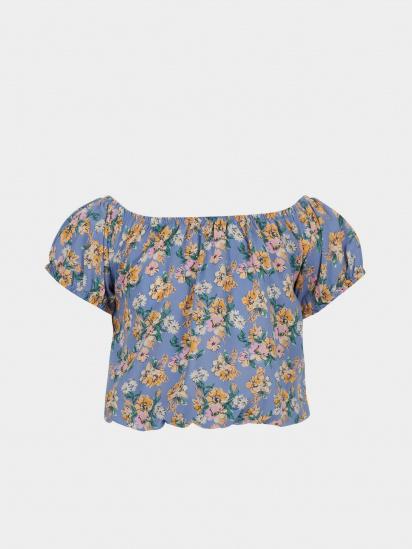 Блуза з коротким рукавом Defacto модель T4313A6-BE228 — фото 2 - INTERTOP