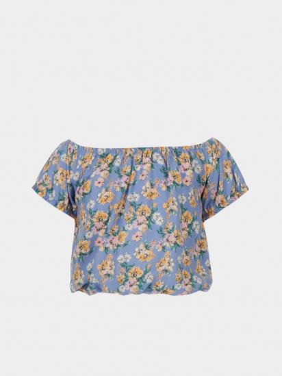 Блуза з коротким рукавом Defacto модель T4313A6-BE228 — фото - INTERTOP