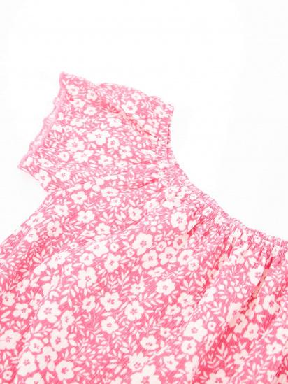Блуза з коротким рукавом Defacto модель U3709A6-PN237 — фото 3 - INTERTOP