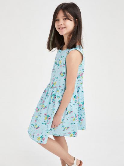 Сукня Defacto модель T2584A6-BE406 — фото 4 - INTERTOP