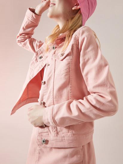 Джинсова куртка Defacto модель T3285A6-PN205 — фото 2 - INTERTOP