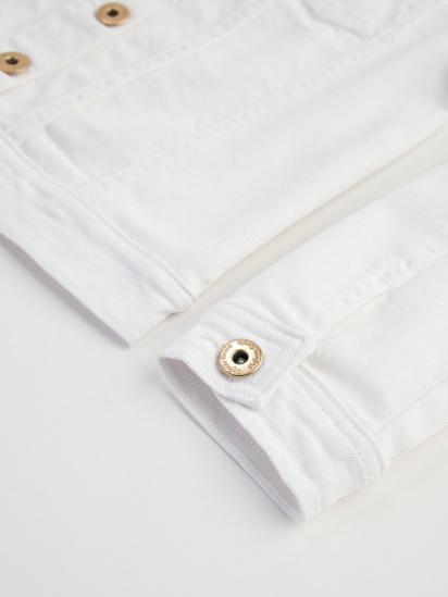 Джинсова куртка Defacto модель T3202A6-WT34 — фото 2 - INTERTOP
