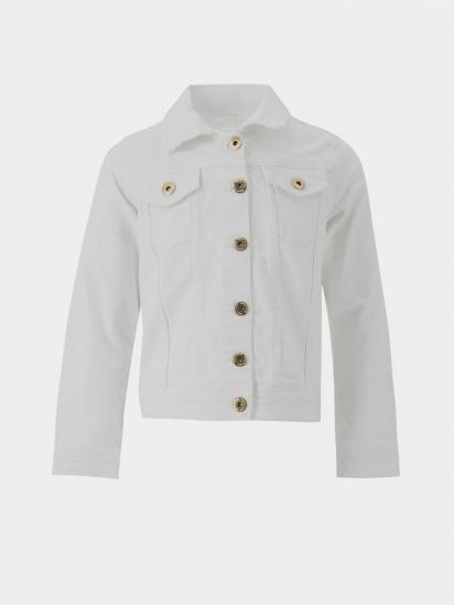 Джинсова куртка Defacto модель T3202A6-WT34 — фото 3 - INTERTOP