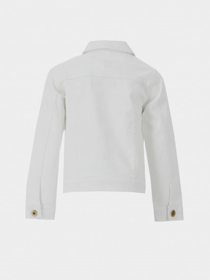 Джинсова куртка Defacto модель T3202A6-WT34 — фото 4 - INTERTOP