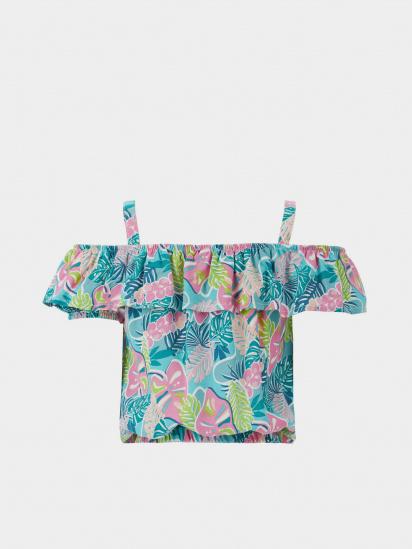 Блуза з коротким рукавом Defacto модель T4048A6-TR291 — фото 2 - INTERTOP