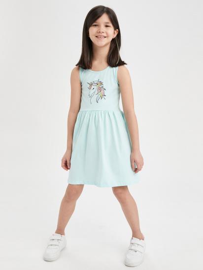 Сукня Defacto модель U2672A6-TR109 — фото 3 - INTERTOP