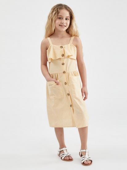 Сукня Defacto модель T2590A6-YL190 — фото 4 - INTERTOP