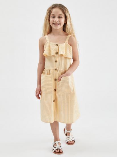Сукня Defacto модель T2590A6-YL190 — фото 5 - INTERTOP