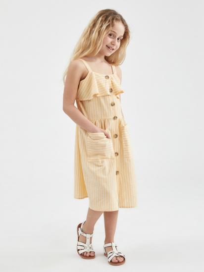 Сукня Defacto модель T2590A6-YL190 — фото - INTERTOP