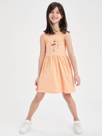 Сукня Defacto модель U2672A6-OG296 — фото 2 - INTERTOP