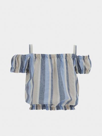 Блуза з коротким рукавом Defacto модель T4058A6-IN176 — фото 2 - INTERTOP