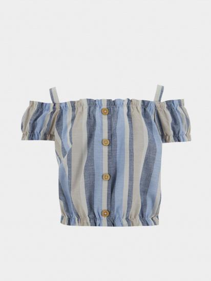 Блуза з коротким рукавом Defacto модель T4058A6-IN176 — фото - INTERTOP