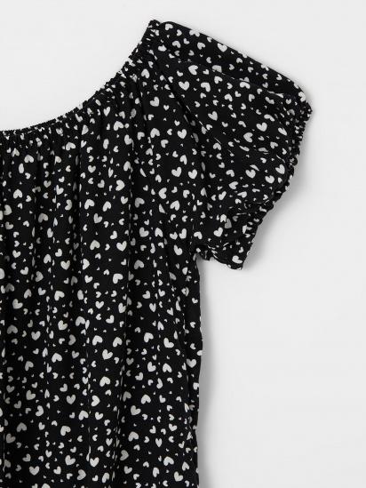 Блуза з коротким рукавом Defacto модель T4313A6-BK27 — фото 2 - INTERTOP